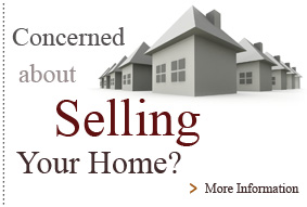 Concerned about Selling Your Home?
